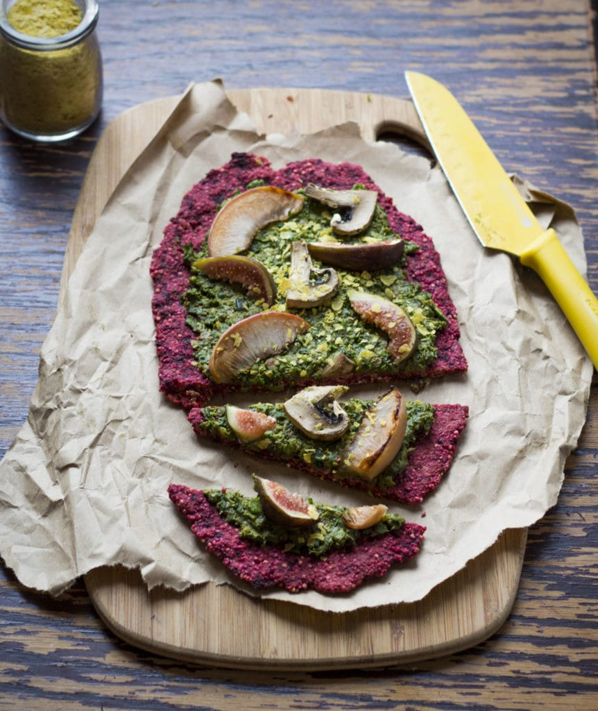 veggie powered pizza 2..
